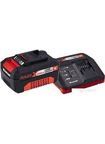 Аккумулятор с зарядным устройством Einhell Power X-Change 4512041 (18В/3 Ah + 18В)