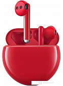 Наушники Huawei FreeBuds 3 (красный)
