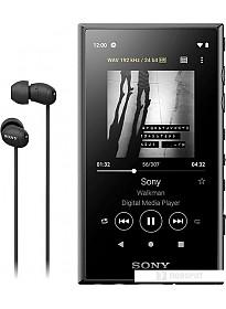 Плеер Hi-Fi Sony Walkman NW-A105HN (черный)