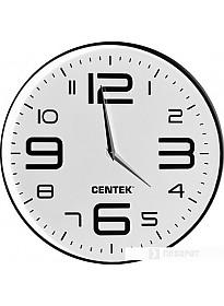 Настенные часы CENTEK СТ-7101 (белый)