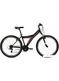 Велосипед Forward Dakota 26 2.0 2020 (черный/красный)