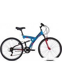 Велосипед Foxx Attack 26 р.18 2020 (синий)