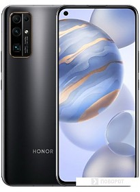 Смартфон HONOR 30 BMH-AN10 8GB/128GB (полночный черный)