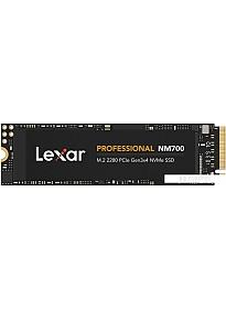 SSD Lexar Professional NM700 256GB LNM700-256RB
