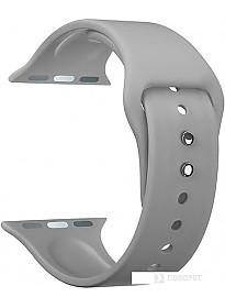 Ремешок Lyambda Altair для Apple Watch 42-44 мм (S/M и M/L, серый)