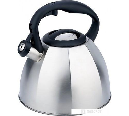Чайник со свистком BEKKER BK-S629