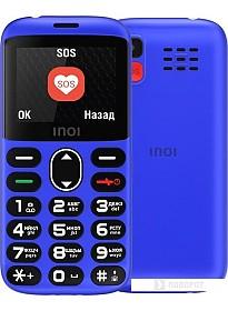 Мобильный телефон Inoi 118B (синий)