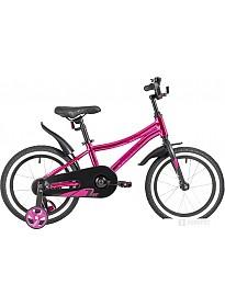 Детский велосипед Novatrack Prime 16 2020 167APRIME.GPN20 (розовый)