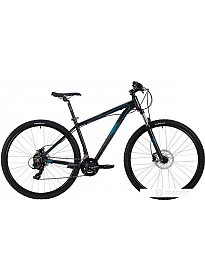 Велосипед Stinger Graphite Evo 27.5 р.16 2020 (черный)