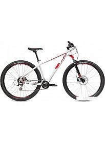 Велосипед Stinger Reload Evo 27.5 р.16 2020 (белый)