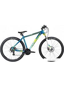 Велосипед Stinger Reload LE 29 р.22 2020 (голубой)