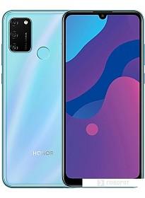 Смартфон HONOR 9A MOA-LX9N 3GB/64GB (голубой)
