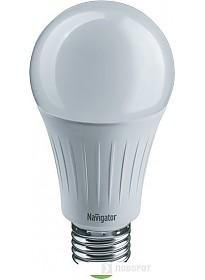 Светодиодная лампа Navigator NLL-A60 E27 10 Вт (с изменяемой цветовой температурой)