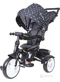 Детский велосипед Lorelli Neo Eva Wheels 2020 (черный)