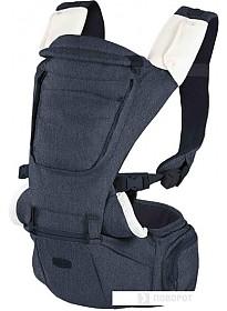 Рюкзак-переноска Chicco Hip Seat (denim)