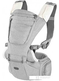 Рюкзак-переноска Chicco Hip Seat (titanium)