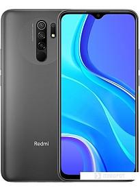 Смартфон Xiaomi Redmi 9 4GB/64GB международная версия без NFC (серый)