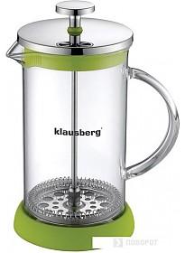 Френч-пресс Klausberg KB-7116 (зеленый)