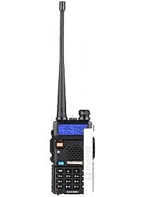 Портативная радиостанция Baofeng UV-5R (черный)