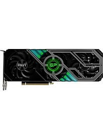 Видеокарта Palit GeForce RTX 3090 GamingPro OC 24GB GDDR6X NED3090S19SB-132BA