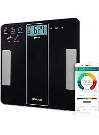 Напольные весы Sencor SBS 8000BK