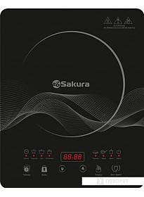 Настольная плита Sakura SA-7156