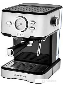 Рожковая помповая кофеварка Brayer BR1101