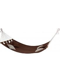 Подвесной гамак Гамак-Бай с брусками шоколадный [SB930DP]