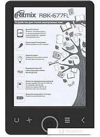 Электронная книга Ritmix RBK-677FL