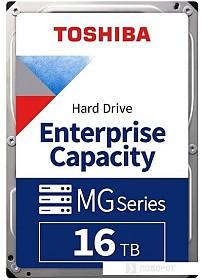 Жесткий диск Toshiba MG08 16TB MG08ACA16TE