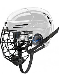 Cпортивный шлем Warrior Covert Px2 Combo M (белый)