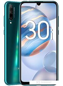 Смартфон HONOR 30i LRA-LX1 4GB/128GB (мерцающий бирюзовый)