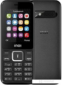 Мобильный телефон Inoi 242 (черный)