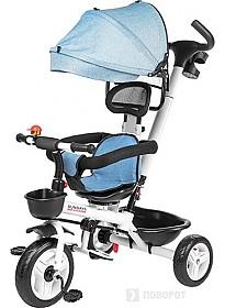 Детский велосипед Sundays SJ-6506 (голубой)
