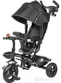 Детский велосипед Sundays SJ-6508 (черный)