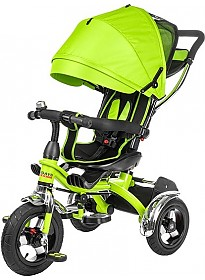 Детский велосипед Sundays SJ-BT-6 (зеленый)