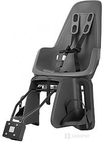 Велокресло Bobike One Maxi Frame (серый)