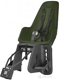 Велокресло Bobike One Maxi Frame (зеленый)