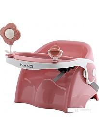 Стульчик для кормления Lorelli Nano (розовый)