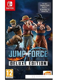 Игра Jump Force. Deluxe Edition для Nintendo Switch
