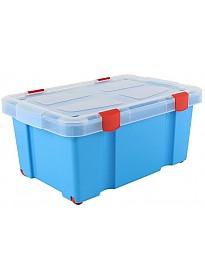 Ящик для хранения Полесье №51 52100 (голубой)