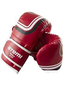 Перчатки для единоборств Atemi LTB-16201 (M, красный)