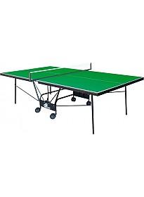 Теннисный стол GSI Sport Compact Strong Gp-5 (зеленый)