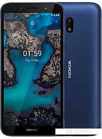 Смартфон Nokia C1 Plus (синий)
