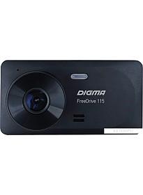 Автомобильный видеорегистратор Digma FreeDrive 115