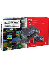 Игровая приставка Retro Genesis Modern (2 проводных геймпада, 170 игр)