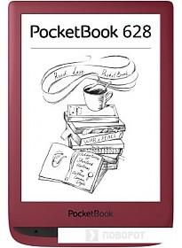 Электронная книга PocketBook 628 (красный)