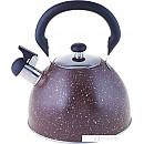 Чайник со свистком Appetite LKD-049BR