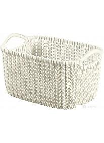 Корзина Curver Knit XS 3L (кремовый) 226394