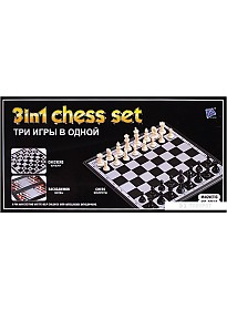 Шахматы/шашки/нарды Darvish DV-T-2060